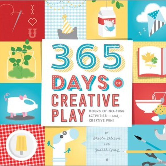 New 365 Days of CREATIVE PLAY *Sheila Ellison & Ju
